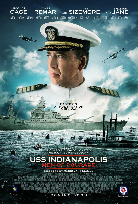 Nonton Film USS Indianapolis: Men of Courage (2016)