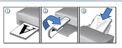 petunjuk print bolak balik di Epson