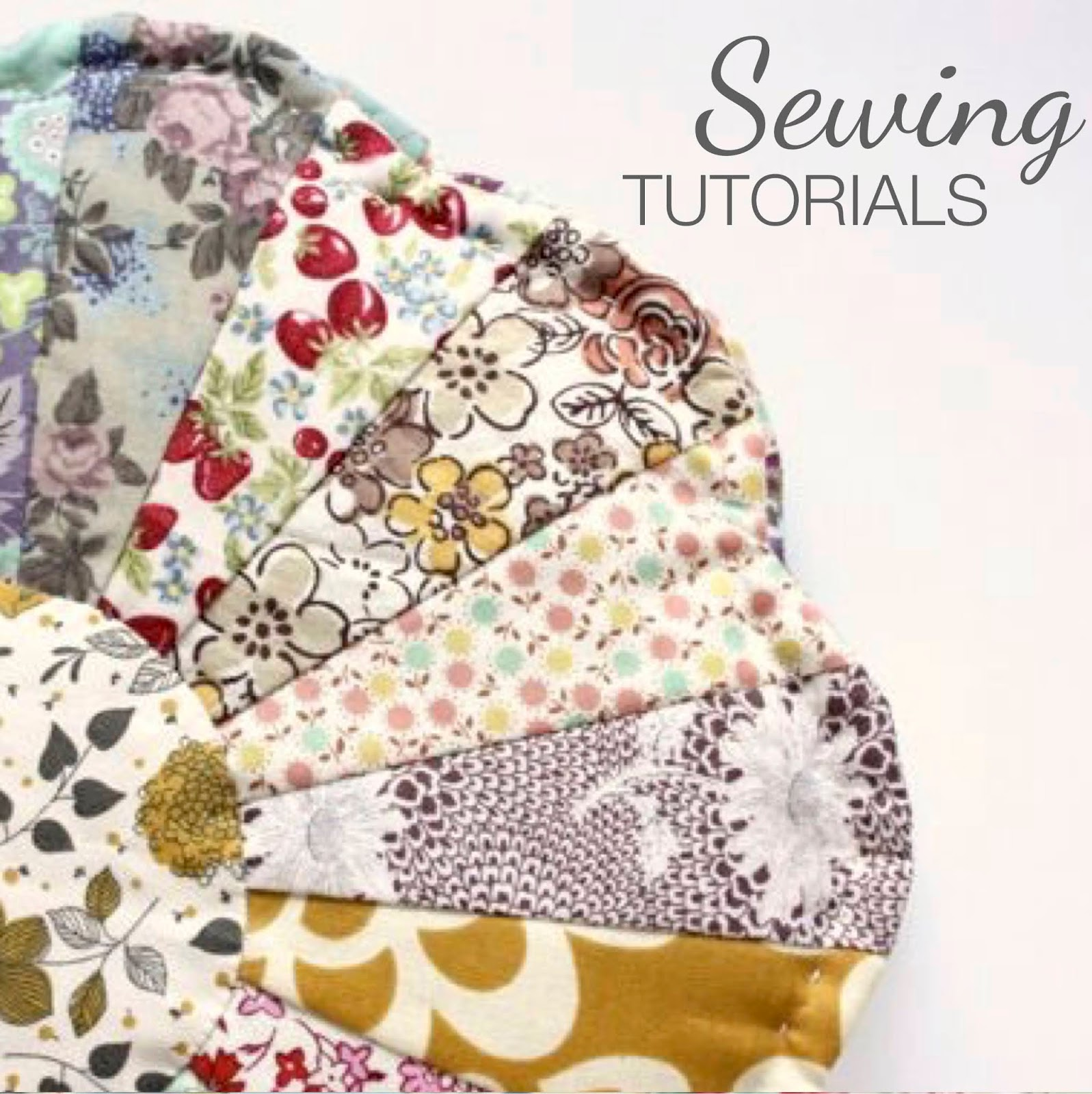 Sewing Tutorials Link