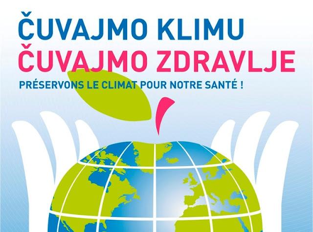 Čuvajmo klimu, čuvajmo zdravlje - Susret srpskih učenika sa ambasadorima i otvaranje naučne izložbe
