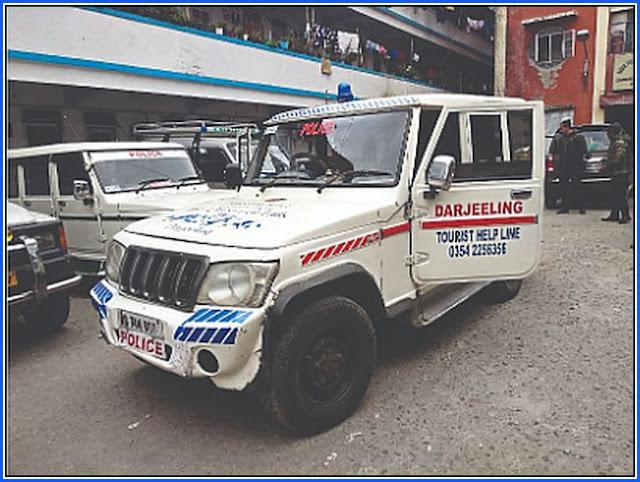 Darjeeling tourist helpline