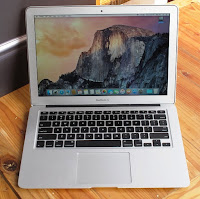 Jual Macbook Air MC965ZA/A Mid 2011 Bekas