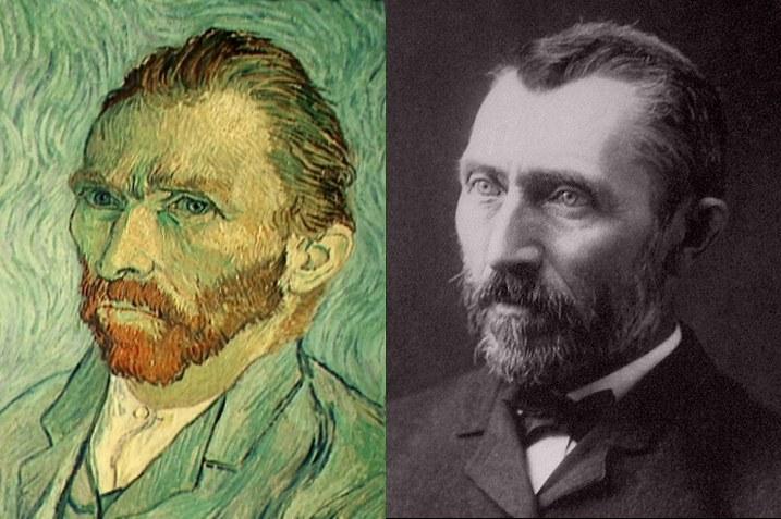 Lília Campos Vincent Willem Van Gogh