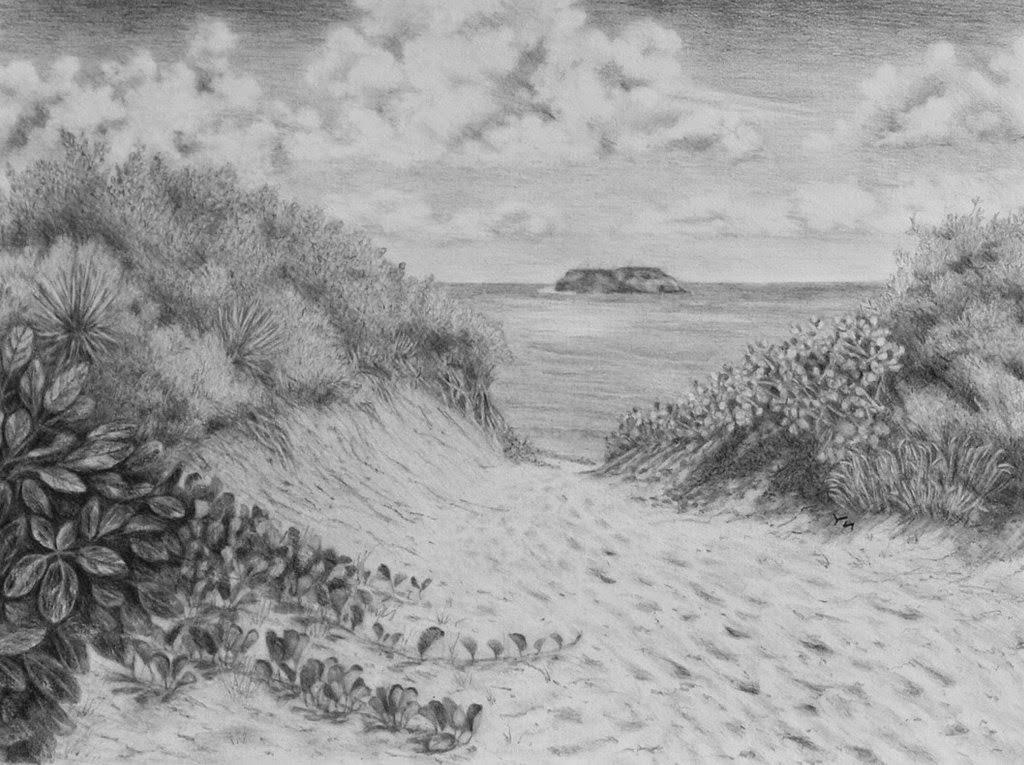 dibujos-a-lapiz-de-paisajes-marinos