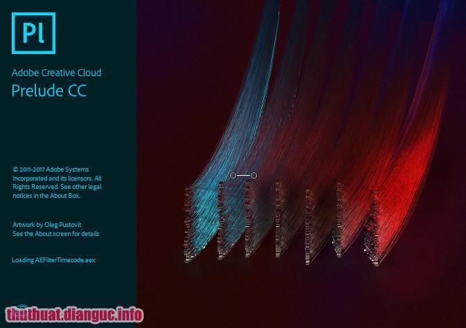 Download Adobe Prelude CC 2018 v7.0 Full cr@ck
