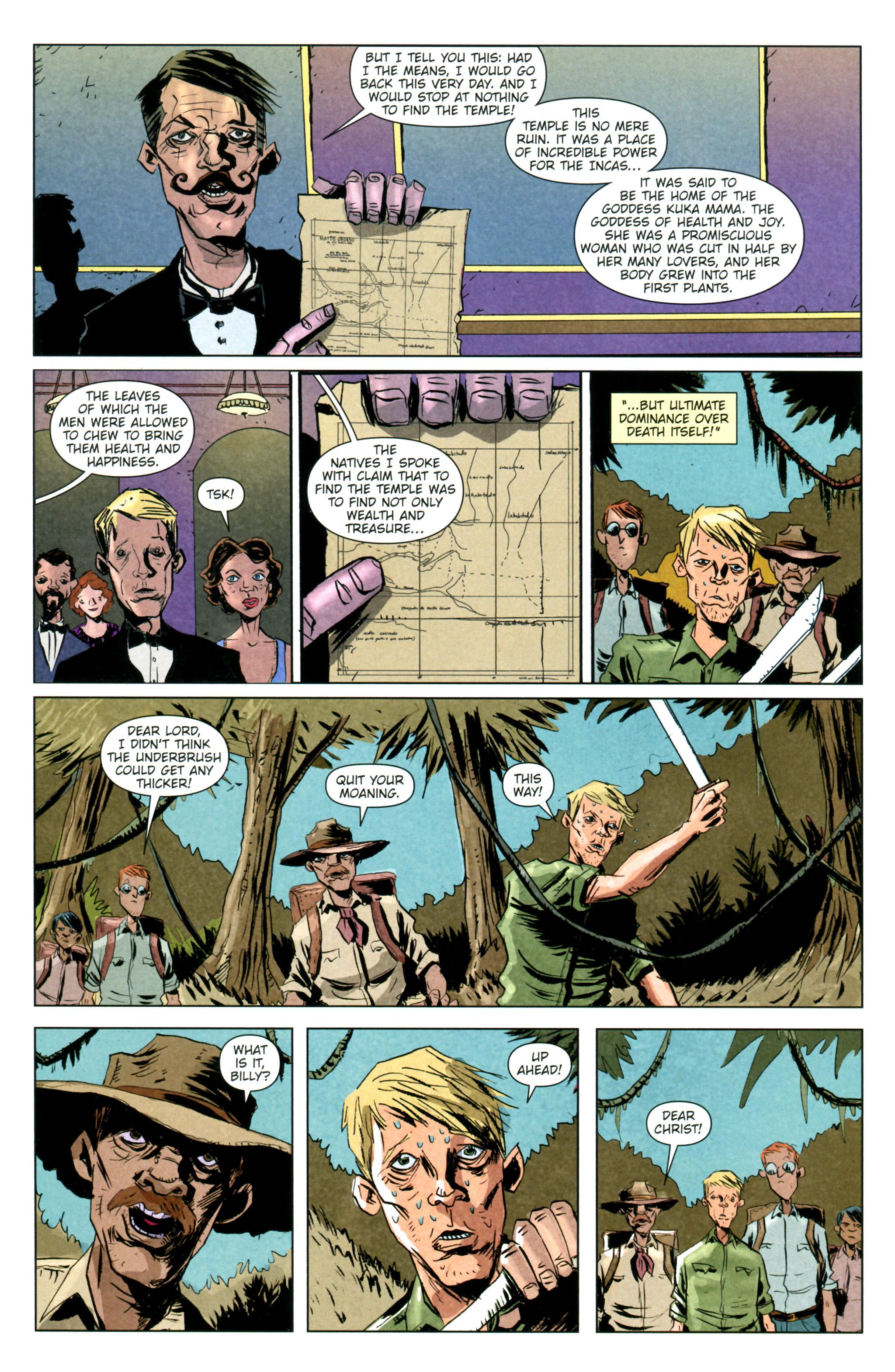 Read online Trillium comic -  Issue #1 - 9