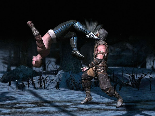 Download Game Mortal Kombat Android apk mod