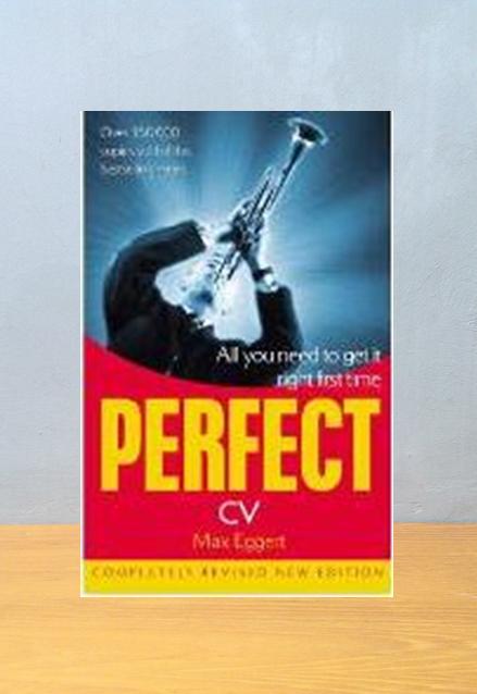 PERFECT CV, Max Eggert