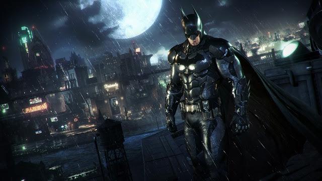 Batman Arkham Knight screenshot 3