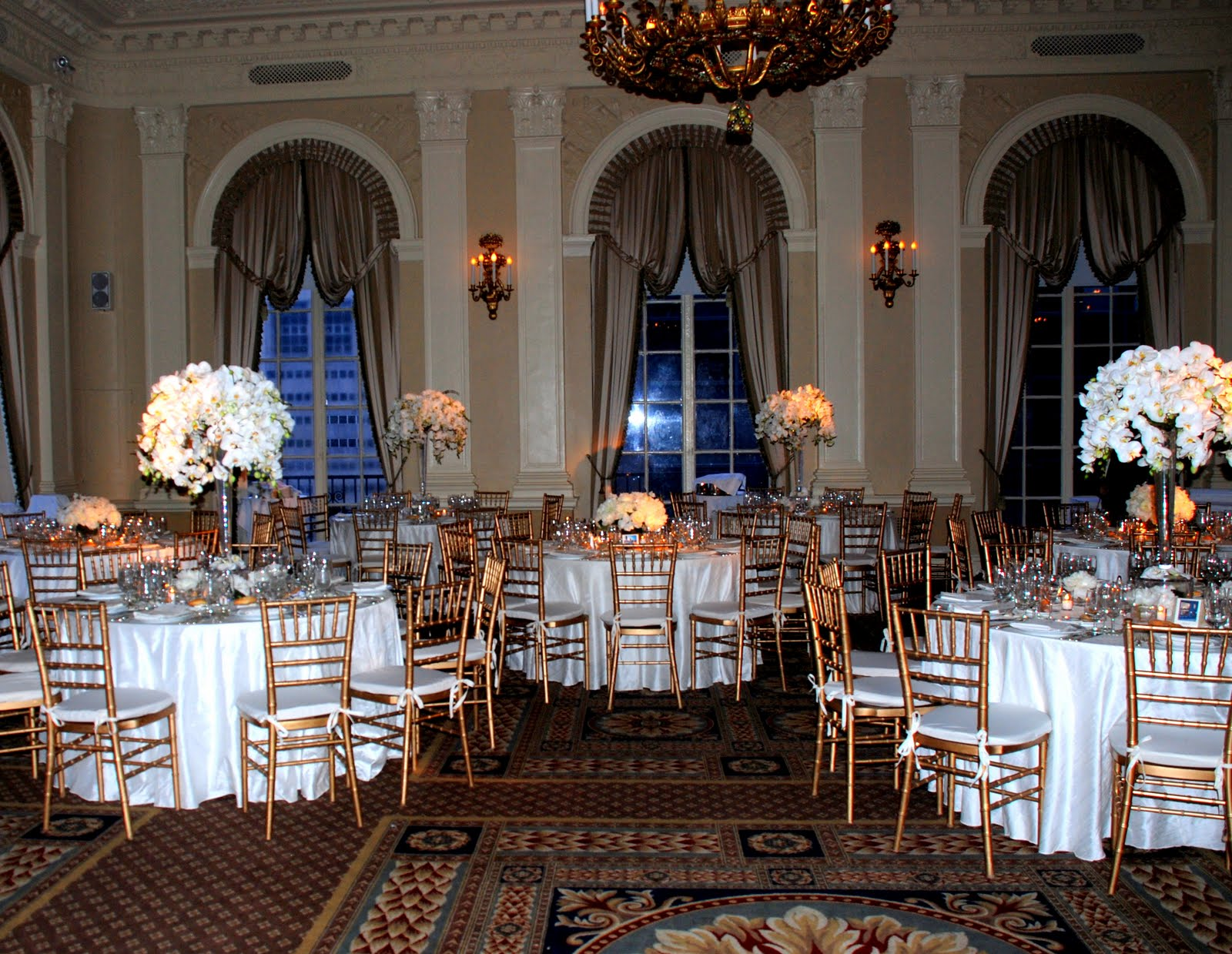 tall or short centerpieces 2 centerpieces for wedding Tall or short centerpieces