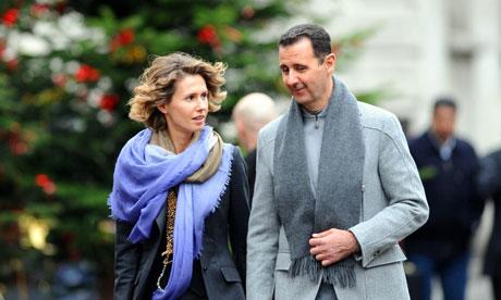 Al Assad Familie