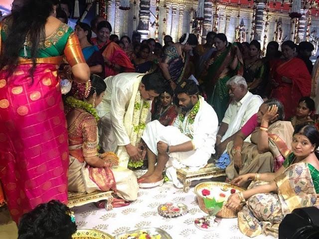Minister-Paritala-Sunitha-Son-pelli-koduku-1