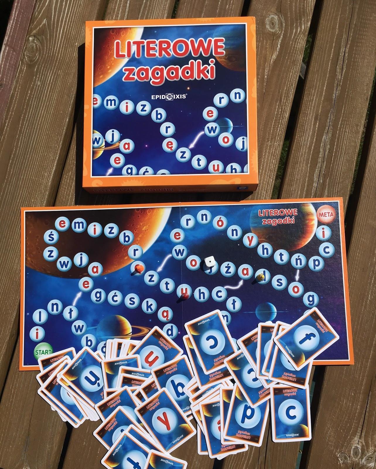 literowe zagadki epideixis
