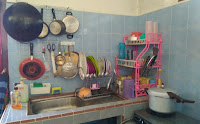 Dapur rumahan