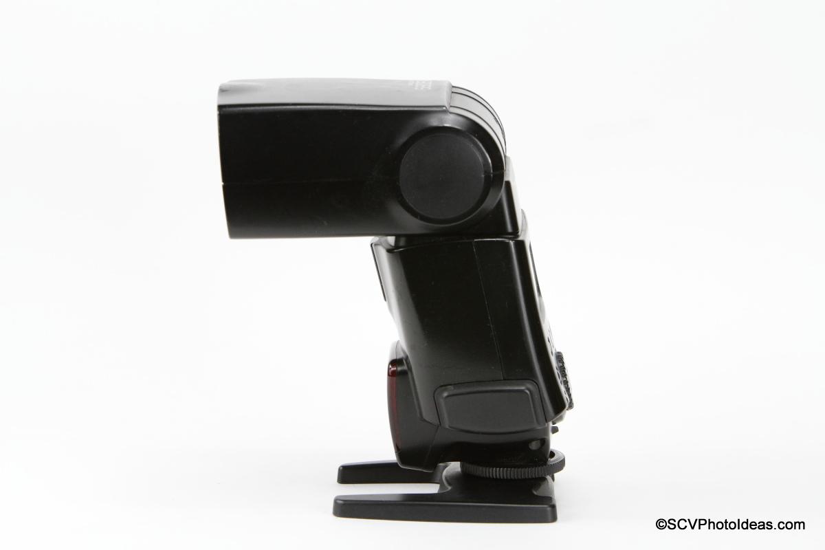 Canon Speedlite 580EX flash head - Left