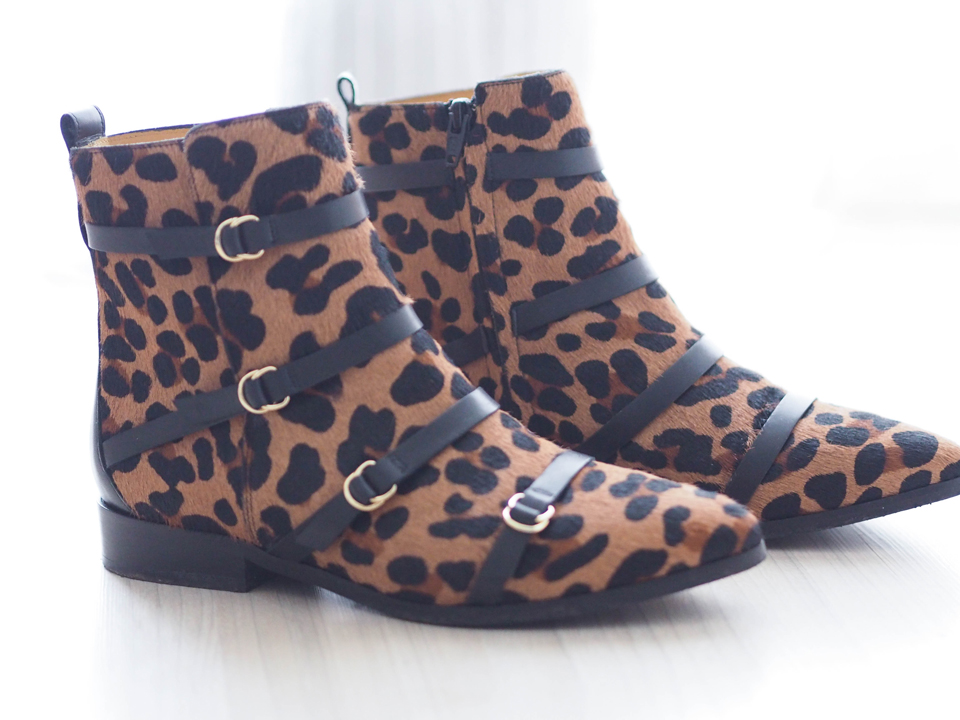 Leo ankle boots