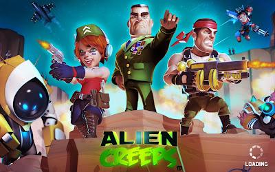 Alien Creeps TD Apk Mod Terbaru v2.21.0