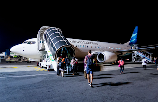Bagaimana Cara Check In Online Garuda Indonesia dan Informasi Penting