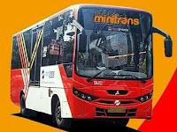 Liburan Weekend Coba Naik Minitrans dari TransJakarta