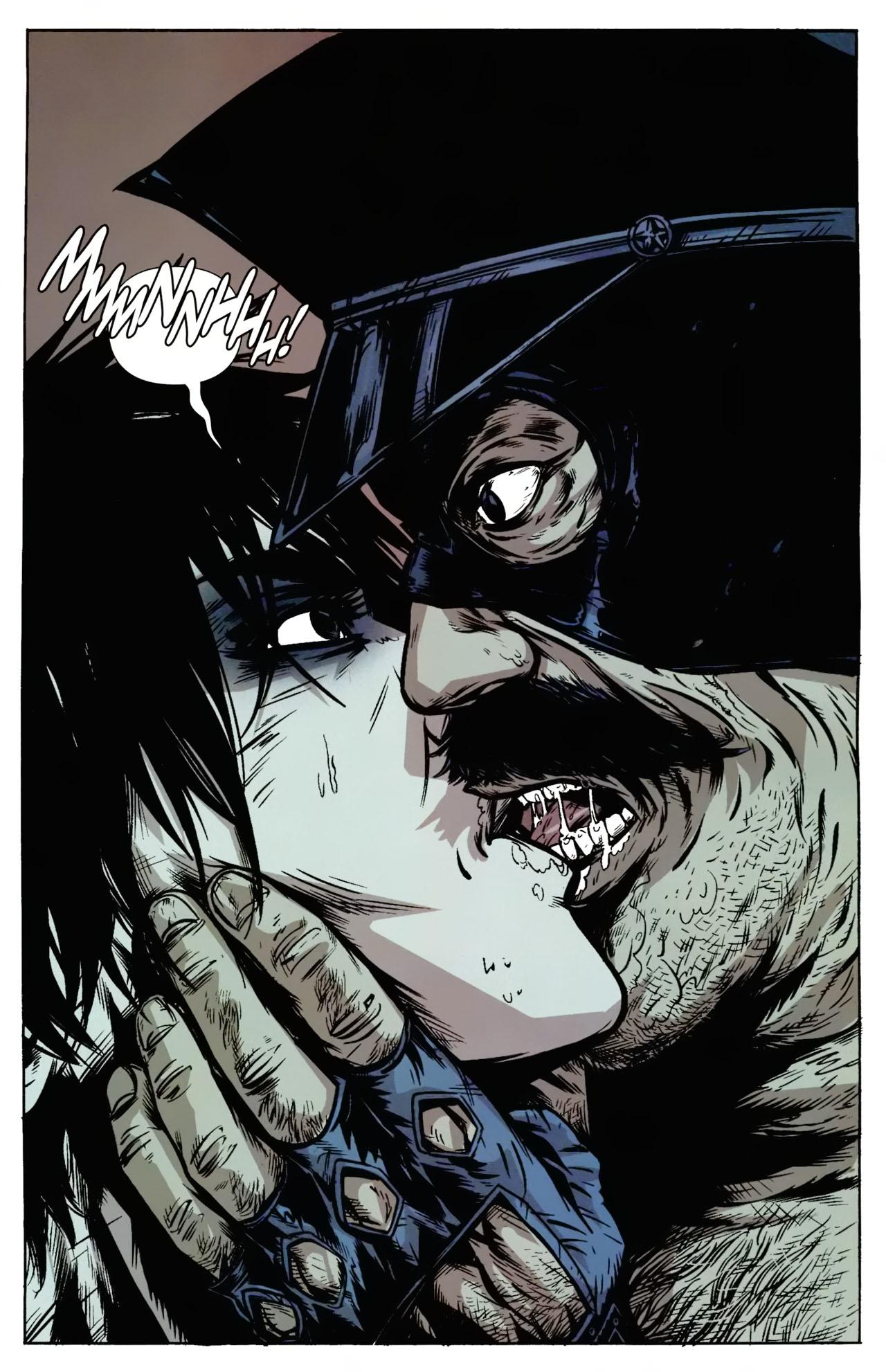 Read online American Virgin comic -  Issue #8 - 13