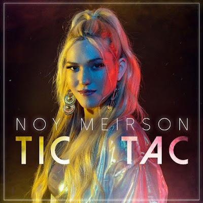 """""""Tic Tac"""", nouveau single de Noy Meirson, a tout pour être une chanson enivrante."""