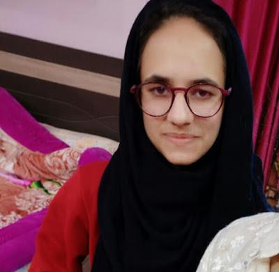 Uzma Choudhary, A Bakarwal Girl From Mendhar Scores 94 % | Pir Panjal Post