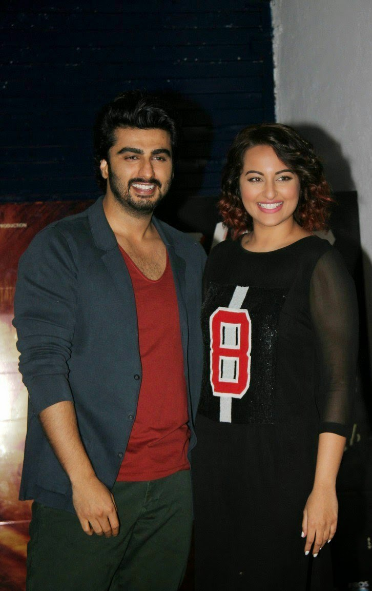 Tevar Movie Promotion