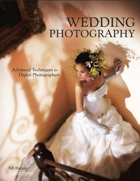 Portada libro: Tecnicas avanzadas para fotografía de bodas.