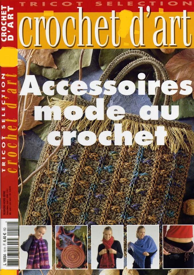 Choche d'art-Revista Crochê Gráficos e Receitas