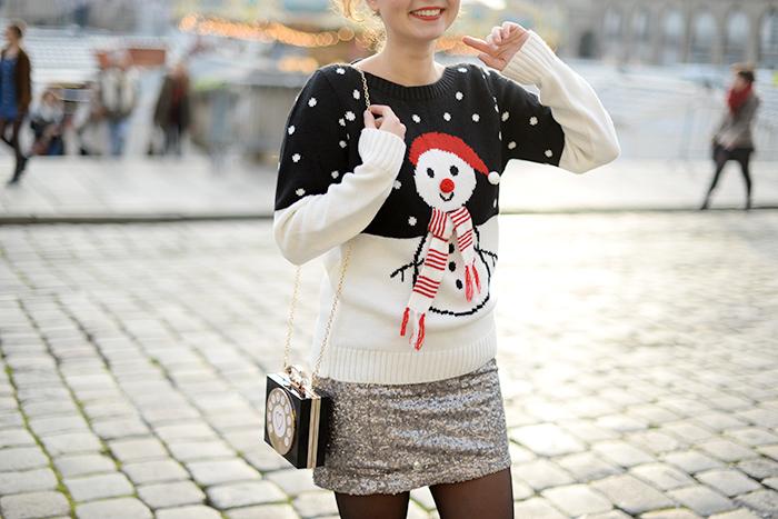 Christmas Jumper Juliette Kitsch Blog Mode Beaute Lifestyle A