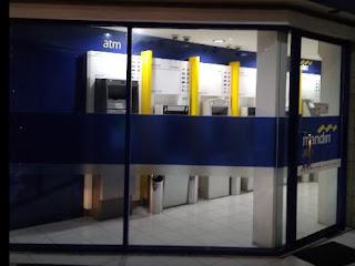 ATM Setor Tunai (CDM) Bank Mandiri JAKARTA Pusat
