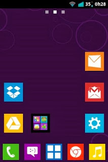 Windows 8 Metro Go Theme Apk Android