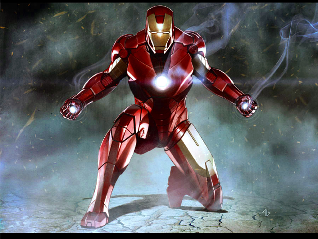 Iron man wallpapers cartoon wallpapers - Iron man wallpaper anime ...