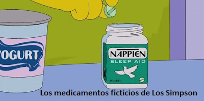 nappian yogurt simpson homer bart pills sleep aid