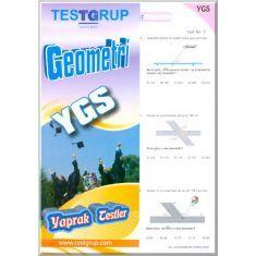 Test Grup YGS Geometri Yaprak Test