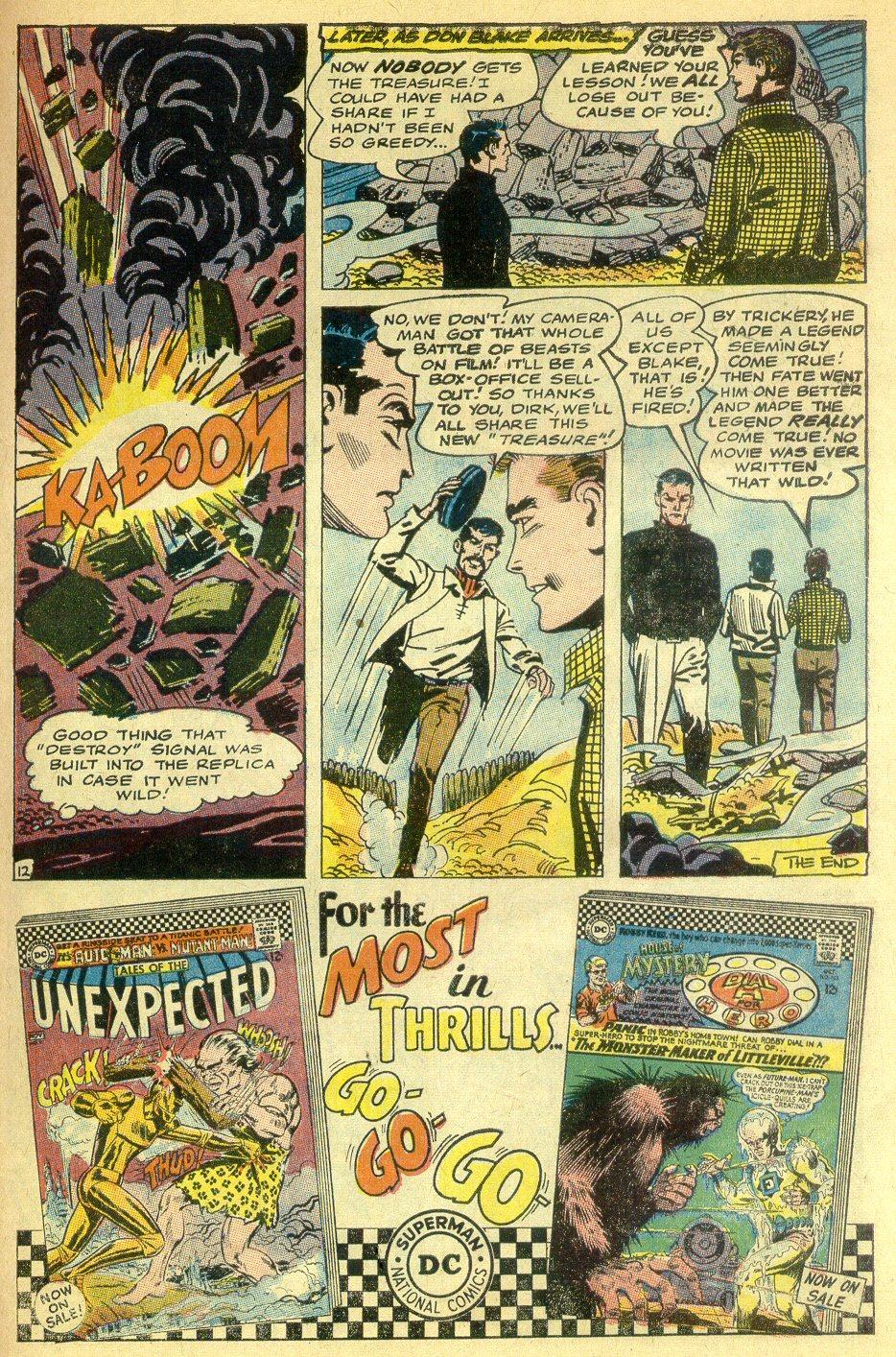 Strange Adventures (1950) issue 193 - Page 31