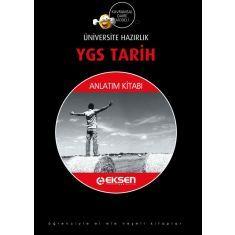 Eksen YGS Tarih Anlatım Kitabı