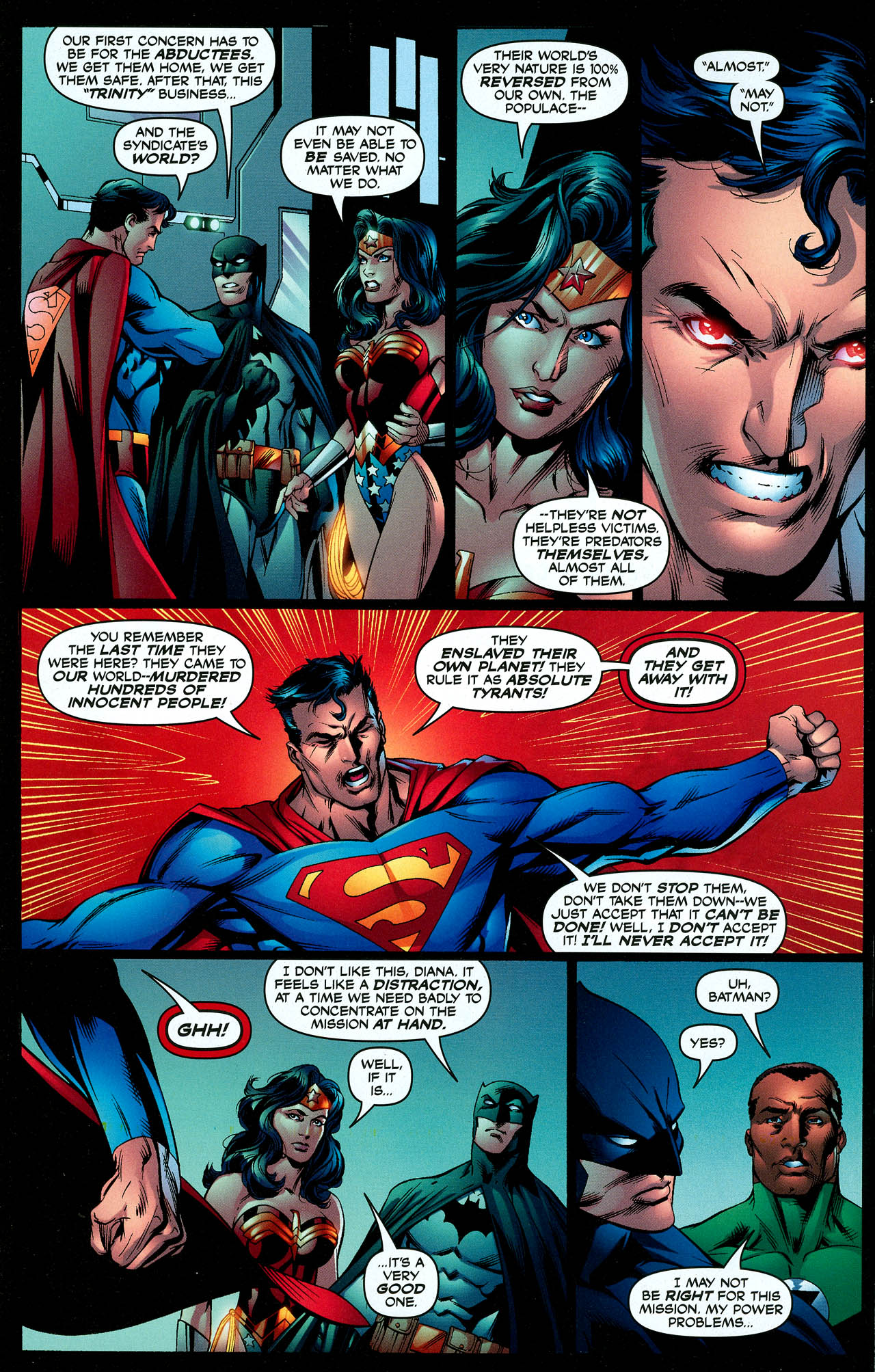 Read online Trinity (2008) comic -  Issue #10 - 10