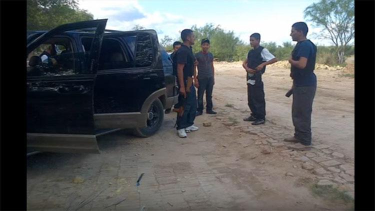 Niños sicarios de Los Zetas ejecutan a 3 adolescentes en Ciudad Victoria