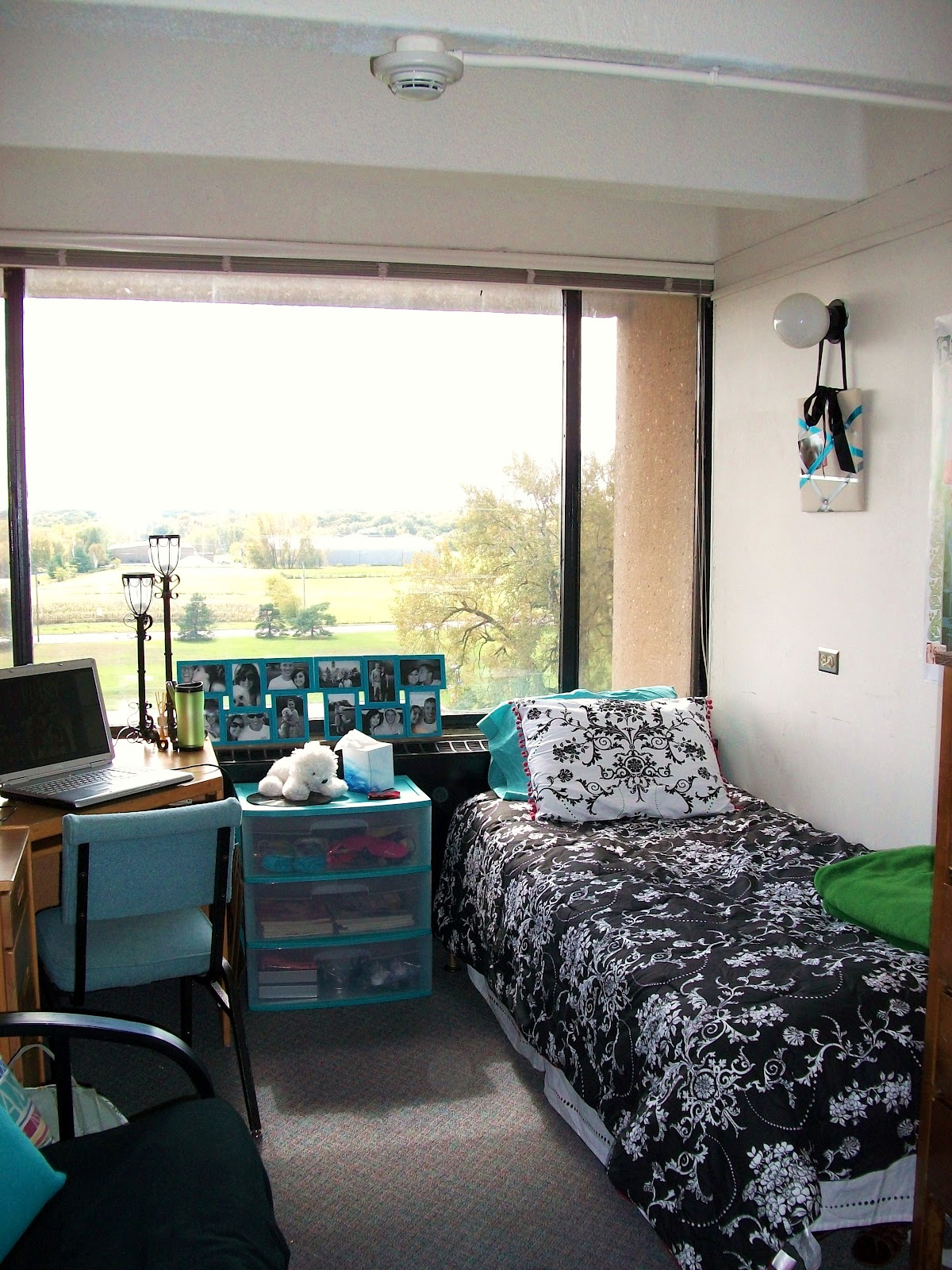 Dorm Room Styles: Dorm Tour: My Old Dorm