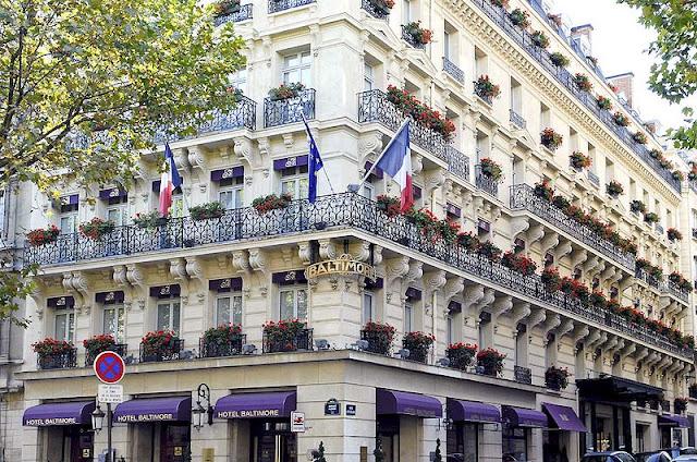 Hotel Baltimore em Paris