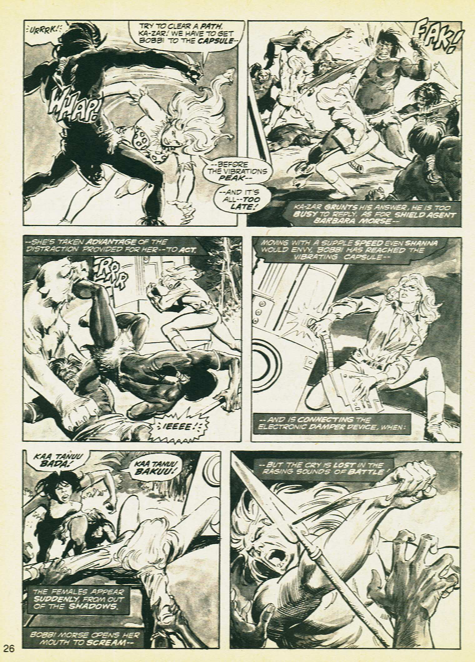 Savage Tales issue 8 - Page 22