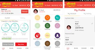 Cek Pulsa Indosat Via Aplikasi MyCare