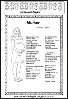 Canto mulher