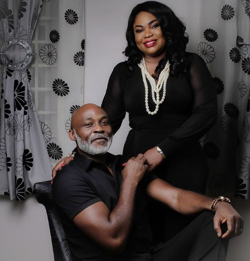 richard mofe damijo wedding anniversary
