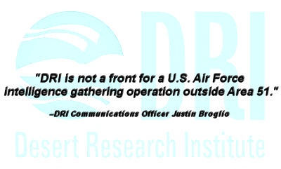 DRI Denies Spying on Americans & Being in Collusion with Air Force