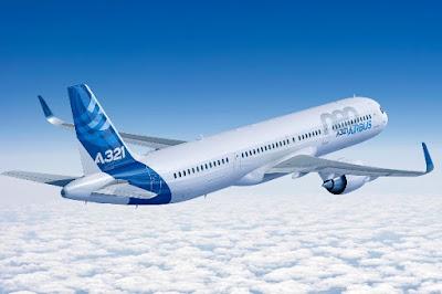 Dòng máy bay A321 của Vietnam Airlines