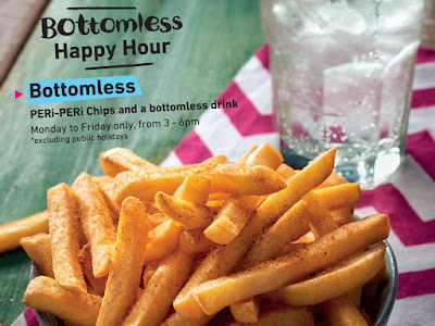 Nando's Malaysia Bottomless PERi-PERi Chips & Soft Drink