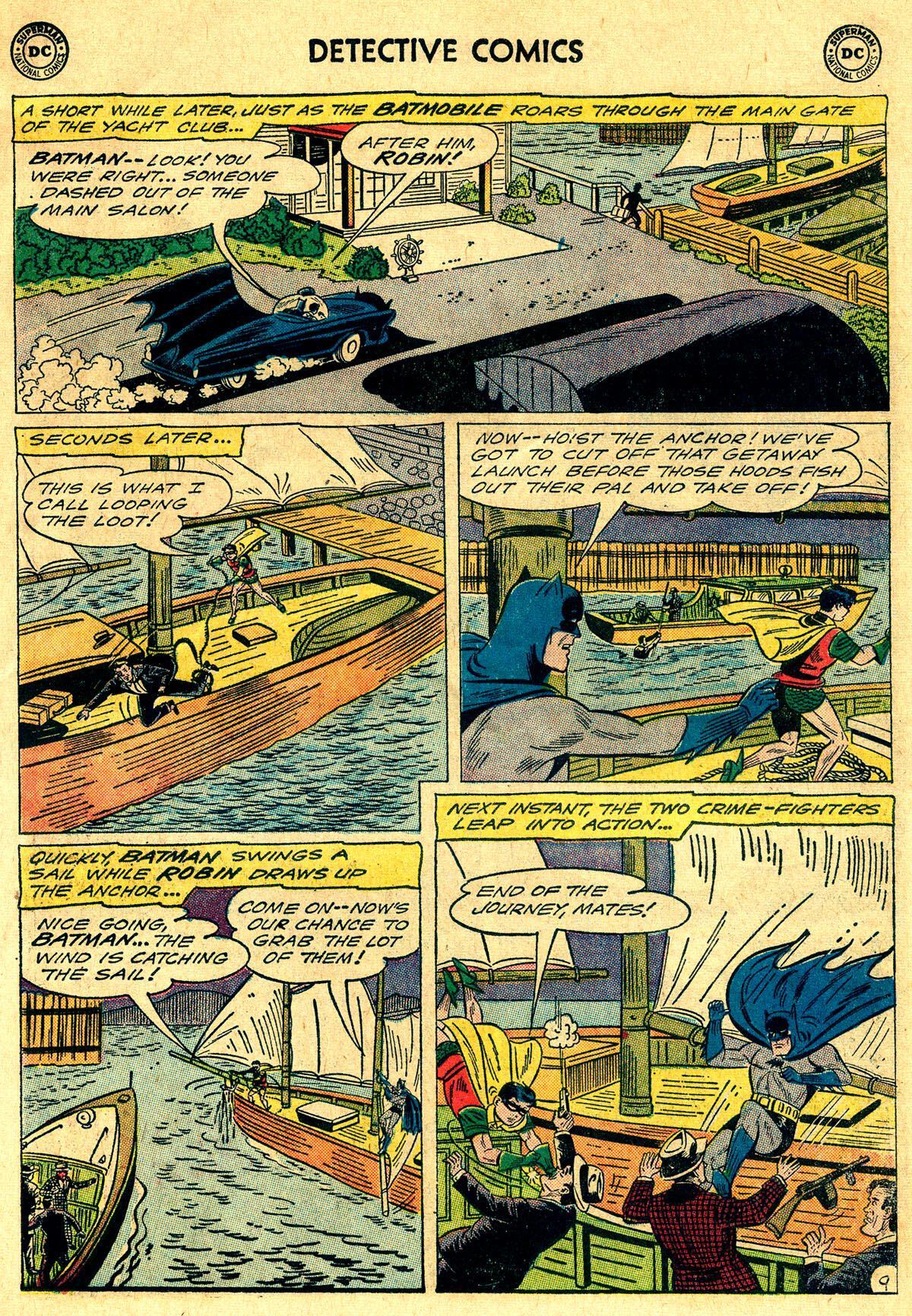 Detective Comics (1937) 302 Page 10