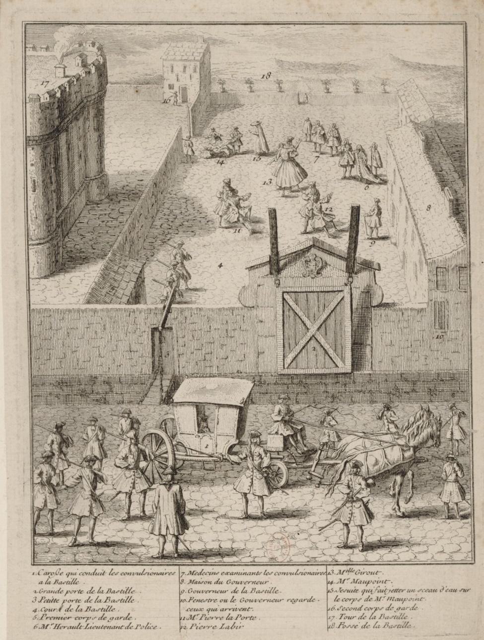 jean restout 1692 1768 et les miracles de saint medard